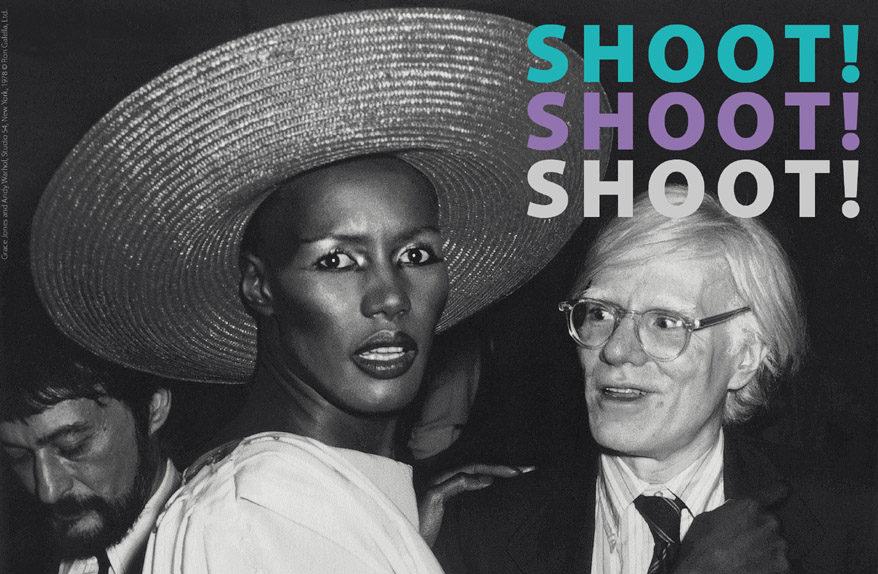 Fotoausstellung Shoot Shoot Shoot Oberhausen