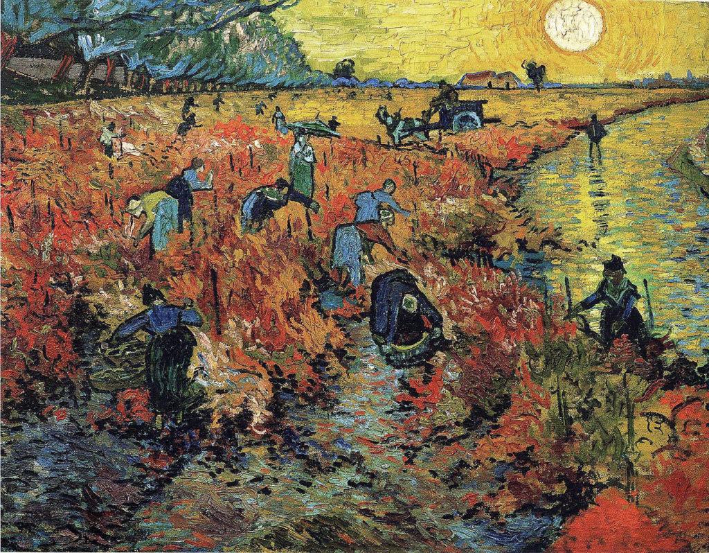 Vincent van Gogh - Impressionismus Gemälde